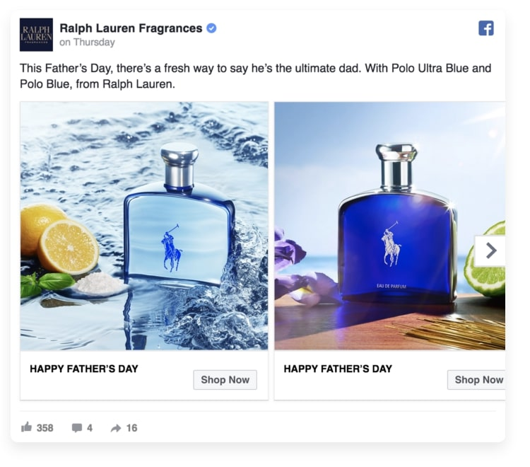 ralph-lauren-fathers-day-facebook-ad-700x610