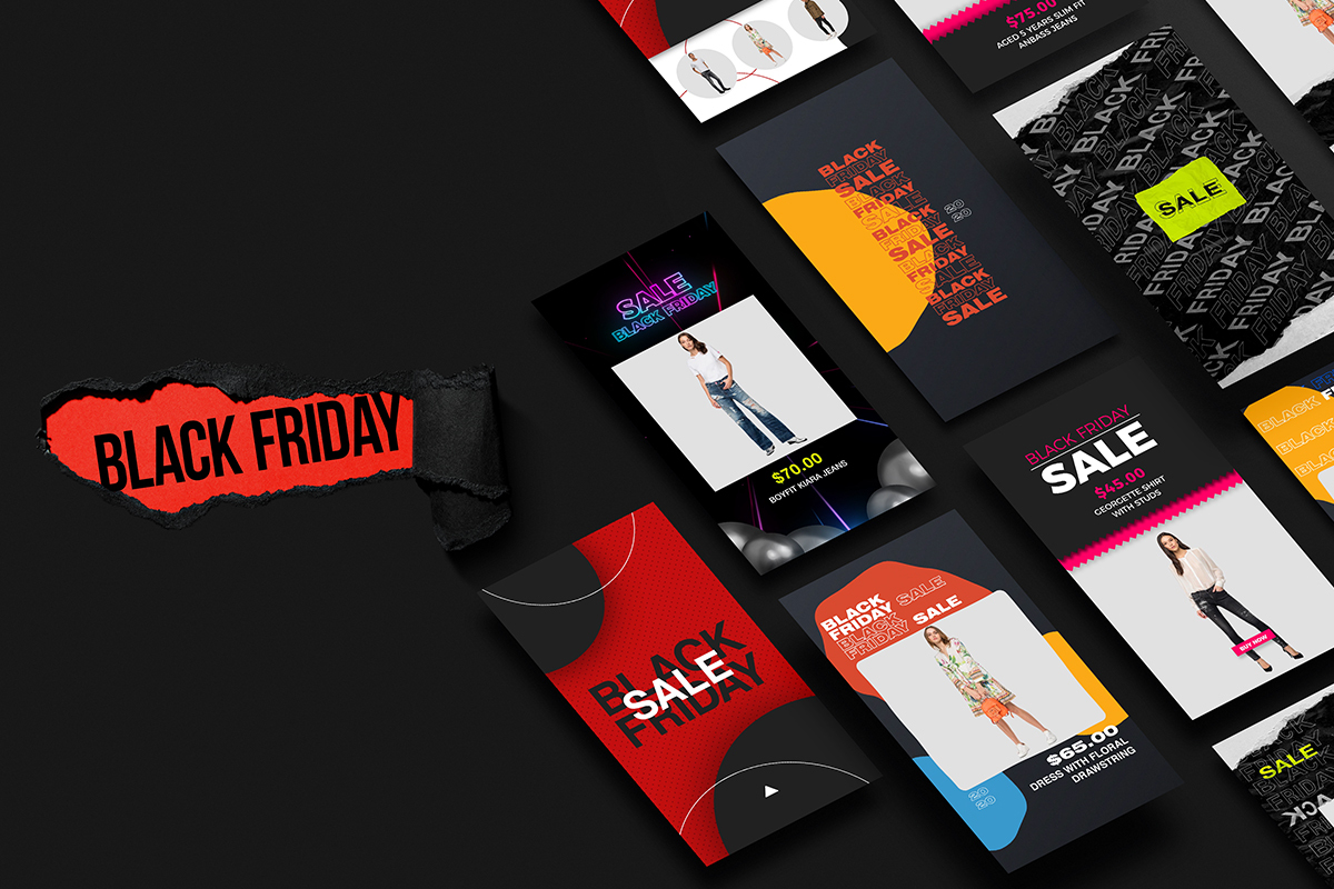How to Get Thousands of Sales During Black Friday [Creative-Focused Playbook]