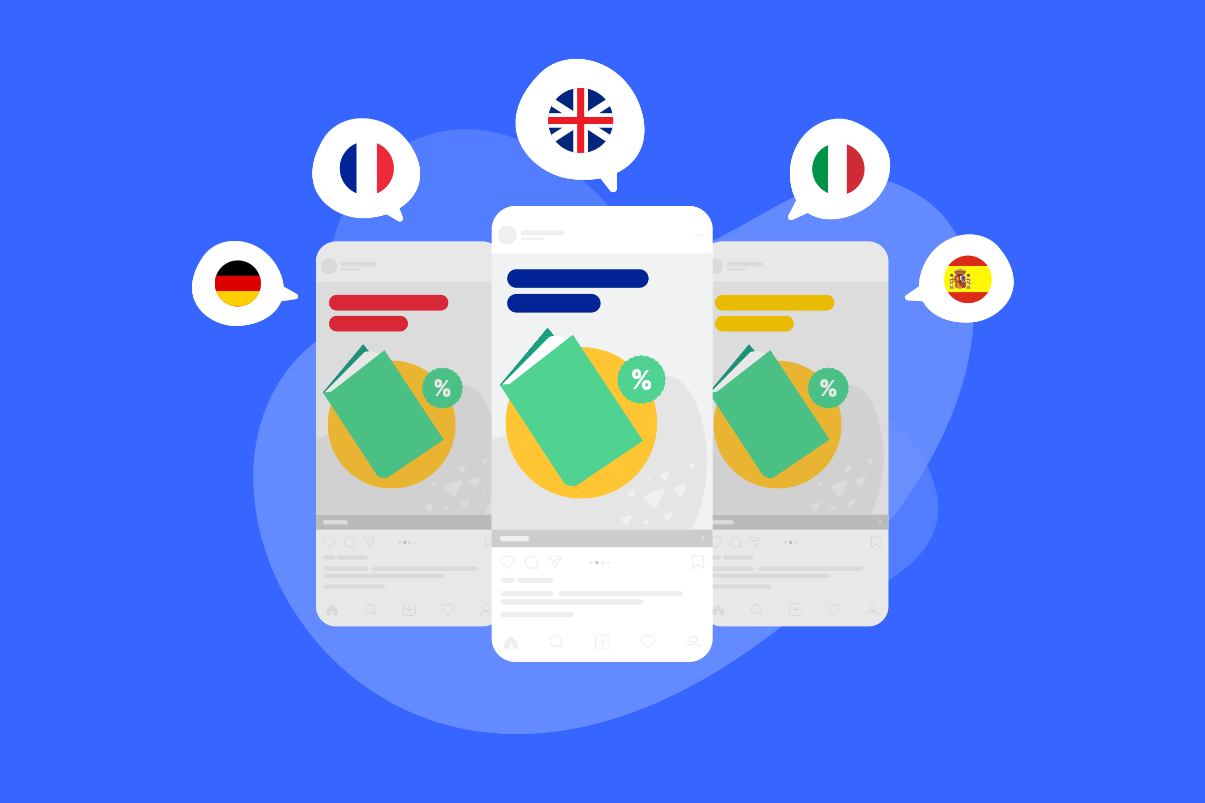 How Multi-language Ads Can Make an Impact on Your Facebook Campaign Results?
