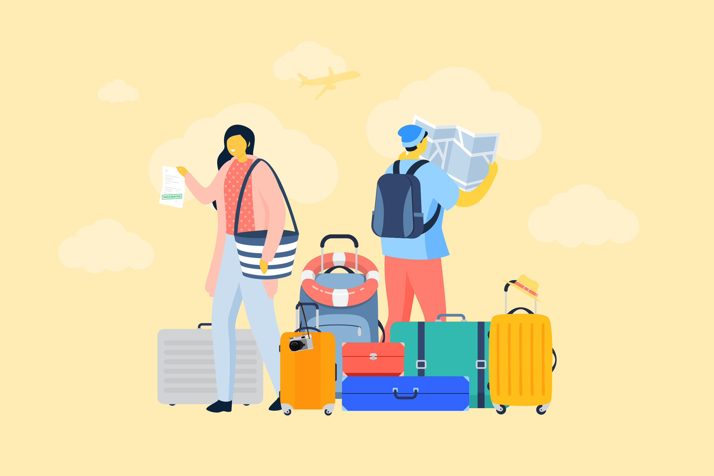 5 Ways You Can Prep for the comeback travel on paid social + What travelers want in 2021